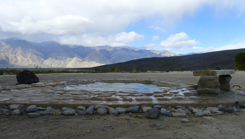 Saline Valley in a day