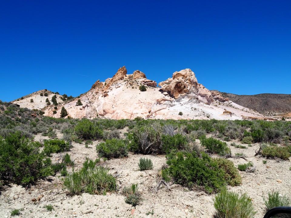 Без туманов и без запаха тайги: High Desert в Неваде